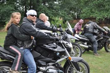 Miniatura zdjęcia: 30.06.2011r. Dzieci Europy- Europakinder PIKNIK MOTOCYKLOWY W JEZIORACH WYSOKICH (dzień 3)_fest.155.