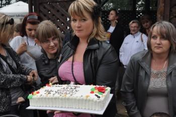Miniatura zdjęcia: 30.06.2011r. Dzieci Europy- Europakinder PIKNIK MOTOCYKLOWY W JEZIORACH WYSOKICH (dzień 3)_fest.320.