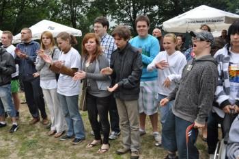 Miniatura zdjęcia: 30.06.2011r. Dzieci Europy- Europakinder PIKNIK MOTOCYKLOWY W JEZIORACH WYSOKICH (dzień 3)_fest.362.