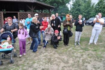 Miniatura zdjęcia: 30.06.2011r. Dzieci Europy- Europakinder PIKNIK MOTOCYKLOWY W JEZIORACH WYSOKICH (dzień 3)_fest.592.