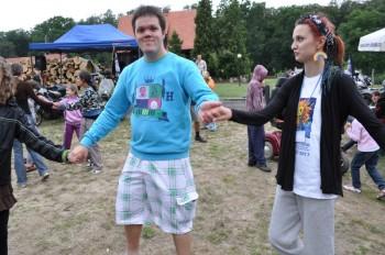 Miniatura zdjęcia: 30.06.2011r. Dzieci Europy- Europakinder PIKNIK MOTOCYKLOWY W JEZIORACH WYSOKICH (dzień 3)_fest.651.