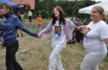 Miniatura zdjęcia: 30.06.2011r. Dzieci Europy- Europakinder PIKNIK MOTOCYKLOWY W JEZIORACH WYSOKICH (dzień 3)_fest.654.
