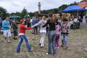 Miniatura zdjęcia: 30.06.2011r. Dzieci Europy- Europakinder PIKNIK MOTOCYKLOWY W JEZIORACH WYSOKICH (dzień 3)_fest.673.