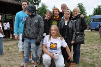 Miniatura zdjęcia: 30.06.2011r. Dzieci Europy- Europakinder PIKNIK MOTOCYKLOWY W JEZIORACH WYSOKICH (dzień 3)_fest.809.