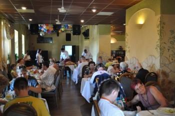 Miniatura zdjęcia: 29.06.2011r. Dzieci Europy- Europakinder (dzień 2)_Obraz097.jpg