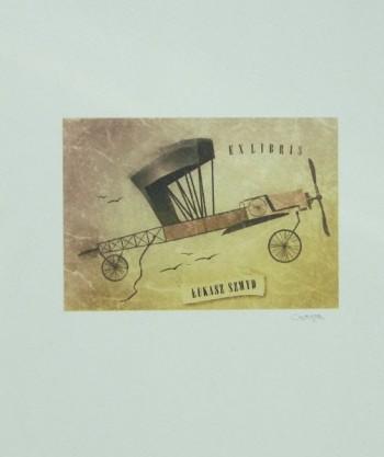 Miniatura zdjęcia: Artystyczny ekslibris cyfrowy - wystawa czynna do 20 lipca, SWA LDK_DSCF0456.jpg