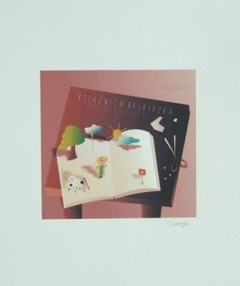Miniatura zdjęcia: Artystyczny ekslibris cyfrowy - wystawa czynna do 20 lipca, SWA LDK_DSCF0460.jpg