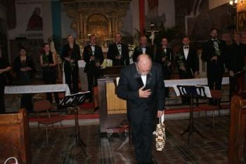 Miniatura zdjęcia: Festiwal Muzyki Kameralnej i Organowej Lubsko 2010_DSC05958.JPG