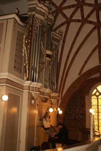 Miniatura zdjęcia: Festiwal Muzyki Kameralnej i Organowej Lubsko 2010_DSC05985.JPG