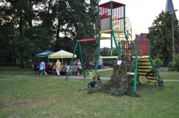 Miniatura zdjęcia: 01.07.2010r. Dzieci Europy-Ognisko harcerskie [fot.M.Kościk]_Obraz067.jpg