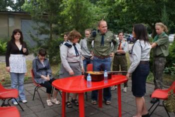 Miniatura zdjęcia: 01.07.2010r. Dzieci Europy-apel [fot.I.Kulczyk]_DSC04815.JPG