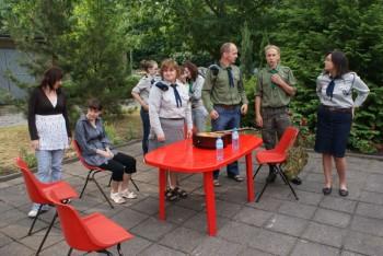 Miniatura zdjęcia: 01.07.2010r. Dzieci Europy-apel [fot.I.Kulczyk]_DSC04819.JPG