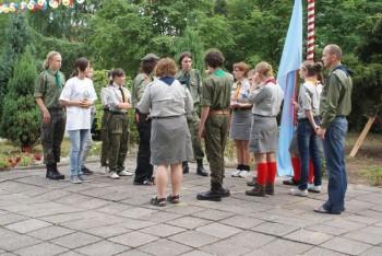 Miniatura zdjęcia: 01.07.2010r. Dzieci Europy-apel [fot.I.Kulczyk]_DSC04822.JPG