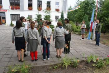Miniatura zdjęcia: 01.07.2010r. Dzieci Europy-apel [fot.I.Kulczyk]_DSC04829.JPG