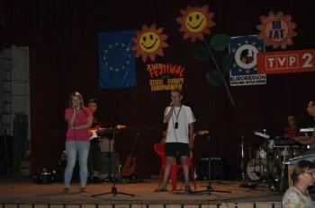 """Miniatura zdjęcia: 30.06-1.07.2010 Próby """"Dzieci Europy""""z zespołem muzycznym[fot.M.Kościk]_Obraz007.jpg"""