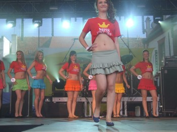 Miniatura zdjęcia: IV Wybory Miss Lubska 2010_DSCF4737.JPG