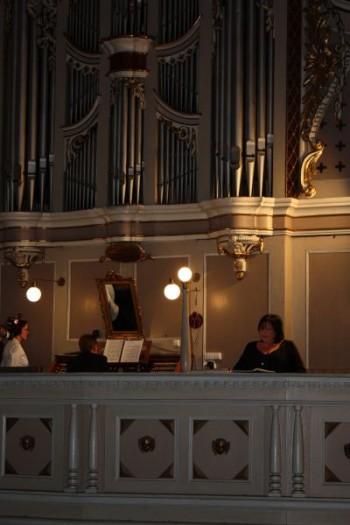 Miniatura zdjęcia: Festiwal Muzyki Kameralnej i Organowej Lubsko 2009_IMG_5161.JPG