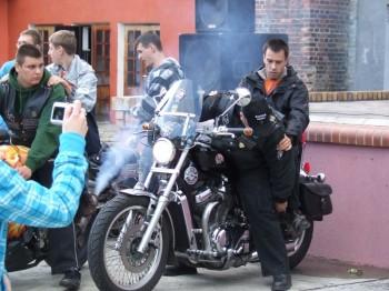 Miniatura zdjęcia: 28.05.2009r. Piknik z Klubem Motocyklowym Boxer,pokazy tańca na wózkach [foto:M.Kościk]_DSCF6809.JPG