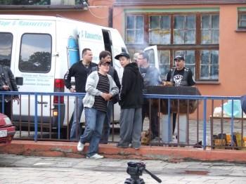 Miniatura zdjęcia: 28.05.2009r. Piknik z Klubem Motocyklowym Boxer,pokazy tańca na wózkach [foto:M.Kościk]_DSCF6824.JPG