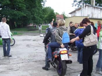 Miniatura zdjęcia: 28.05.2009r. Piknik z Klubem Motocyklowym Boxer,pokazy tańca na wózkach [foto:M.Kościk]_DSCF6829.JPG