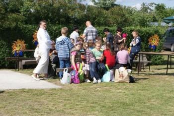 """Miniatura zdjęcia: 27.05.2009r. Biesiada w Rodzinnym Ogródku Działkowym """"Jutrzenka""""[foto:I.Kulczyk]_DSC09525.JPG"""