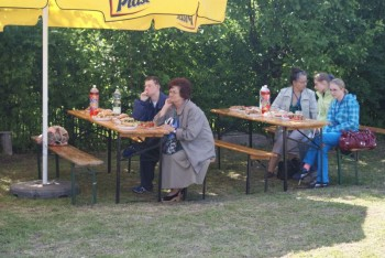 """Miniatura zdjęcia: 27.05.2009r. Biesiada w Rodzinnym Ogródku Działkowym """"Jutrzenka""""[foto:I.Kulczyk]_DSC09527.JPG"""