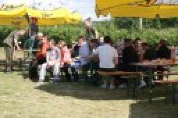 """Miniatura zdjęcia: 27.05.2009r. Biesiada w Rodzinnym Ogródku Działkowym """"Jutrzenka""""[foto:I.Kulczyk]_DSC09530.JPG"""