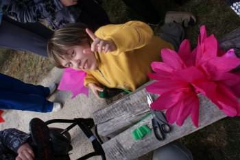 """Miniatura zdjęcia: 27.05.2009r. Biesiada w Rodzinnym Ogródku Działkowym """"Jutrzenka""""[foto:I.Kulczyk]_DSC09643.JPG"""
