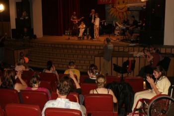 Miniatura zdjęcia: 26.05.2009 Uroczyste otwarcie festiwalu [foto:Izabela Kulczyk]_DSC09450.JPG