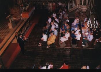 Miniatura zdjęcia: Festiwal Muzyki Kameralnej i Organowej Lubsko 1999_of12.jpg