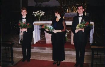 Miniatura zdjęcia: Festiwal Muzyki Kameralnej i Organowej Lubsko 1999_of15.jpg