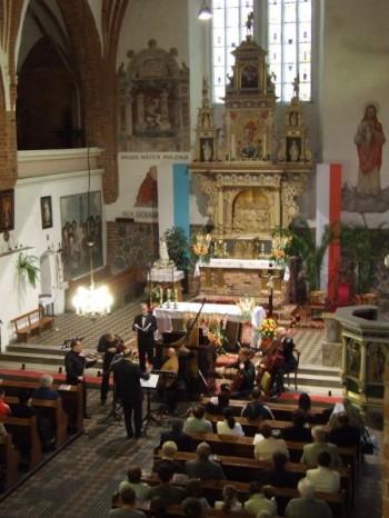 Miniatura zdjęcia: Festiwal Muzyki Kameralnej i Organowej Lubsko 2008_DSCF1310.JPG
