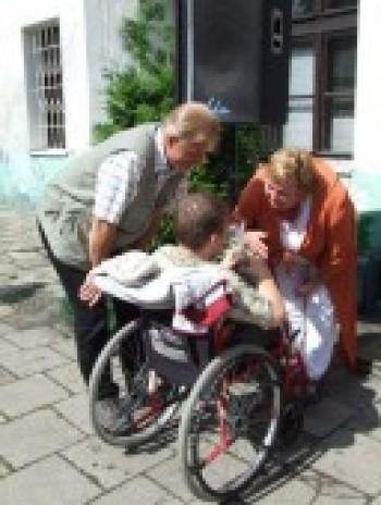 Miniatura zdjęcia: 05.07.08 Pożeganie uczestników festiwalu Dzieci Europy-Europakinder_pozegnanie088.JPG