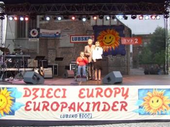 Miniatura zdjęcia: 04.07.08 Koncert Galowy Dzieci Europy-Europakinder LUBSKO_final082.JPG