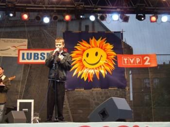 Miniatura zdjęcia: 04.07.08 Koncert Galowy Dzieci Europy-Europakinder LUBSKO_final0810.JPG