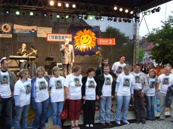 Miniatura zdjęcia: 04.07.08 Koncert Galowy Dzieci Europy-Europakinder LUBSKO_final0811.JPG
