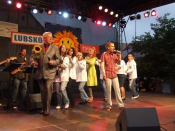 Miniatura zdjęcia: 04.07.08 Koncert Galowy Dzieci Europy-Europakinder LUBSKO_final0819.JPG