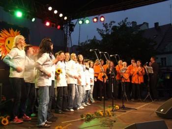 Miniatura zdjęcia: 04.07.08 Koncert Galowy Dzieci Europy-Europakinder LUBSKO_final0831.JPG