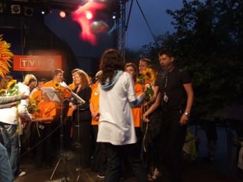Miniatura zdjęcia: 04.07.08 Koncert Galowy Dzieci Europy-Europakinder LUBSKO_final0832.JPG
