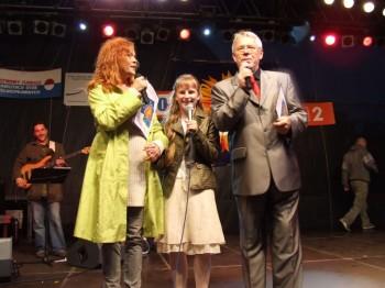 Miniatura zdjęcia: 04.07.08 Koncert Galowy Dzieci Europy-Europakinder LUBSKO_final0834.JPG