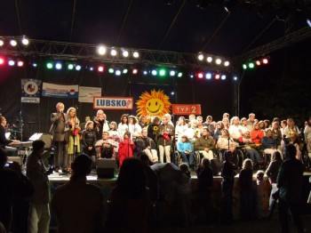 Miniatura zdjęcia: 04.07.08 Koncert Galowy Dzieci Europy-Europakinder LUBSKO_final0848.JPG