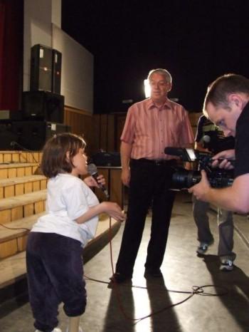 Miniatura zdjęcia: 01.07.08 Warsztaty artystyczne, Dzieci Europy-Europakinder_dz15.JPG