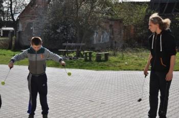 Miniatura zdjęcia: 16.04.2015 Aktywizacja świetlic wiejskich - zajęcia z instruktorami - Grabków_dsc_0086.jpg
