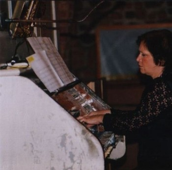 Miniatura zdjęcia: Festiwal Muzyki Kameralnej i Organowej Lubsko 2005_3org05.jpg