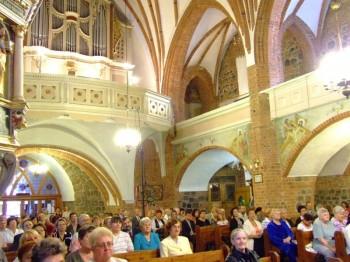 Miniatura zdjęcia: Festiwal Muzyki Kameralnej i Organowej Lubsko 2006_filharmonia0610.jpg