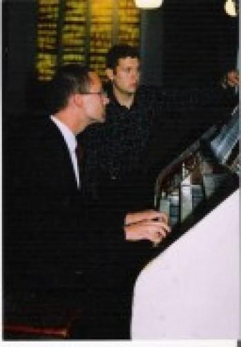Miniatura zdjęcia: Festiwal Muzyki Kameralnej i Organowej Lubsko 2004_fest13.jpg