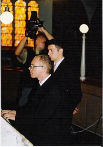 Miniatura zdjęcia: Festiwal Muzyki Kameralnej i Organowej Lubsko 2004_fest7.jpg