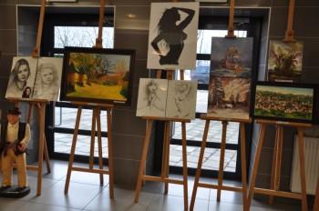 Miniatura zdjęcia: 24.01.2015 Spotkanie lubskich artystów z gośćmi z Forst_DSC_0002.jpg