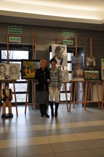 Miniatura zdjęcia: 24.01.2015 Spotkanie lubskich artystów z gośćmi z Forst_DSC_0004.jpg
