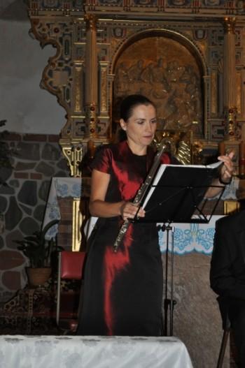 Miniatura zdjęcia: 1.09.2013 15 Międzynarodowy Festiwal Muzyki Kameralnej i Organowej w Lubsku_DSC_0808.jpg